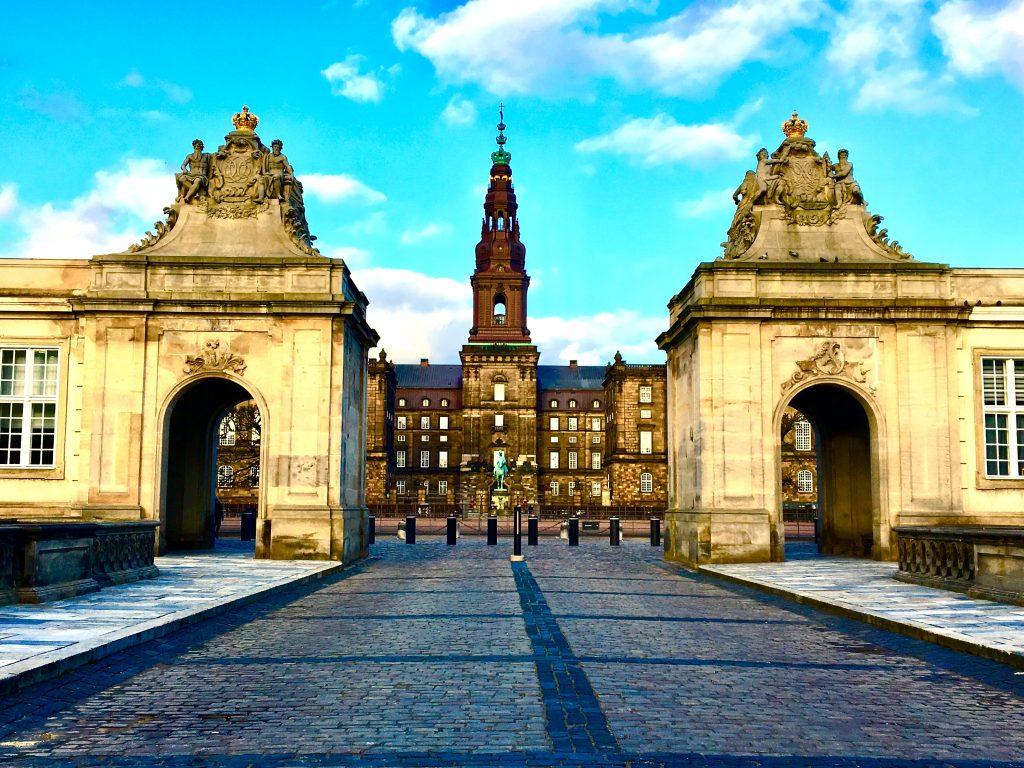 Palacio de Christiansborg