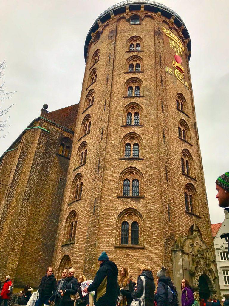 Rundetårn Copenhague