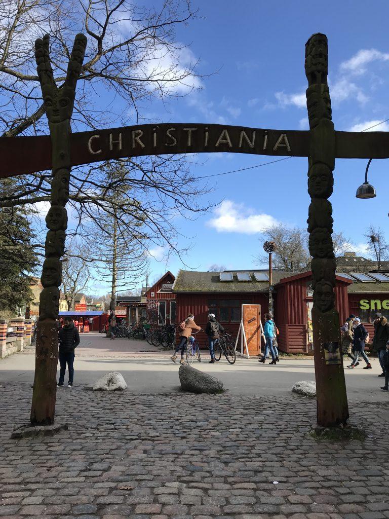 Pueblo libre de Christiania