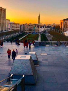 Bélgica Mont das arts