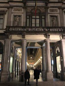 Bélgica Bruselas Galerías Reales Saint Hubert