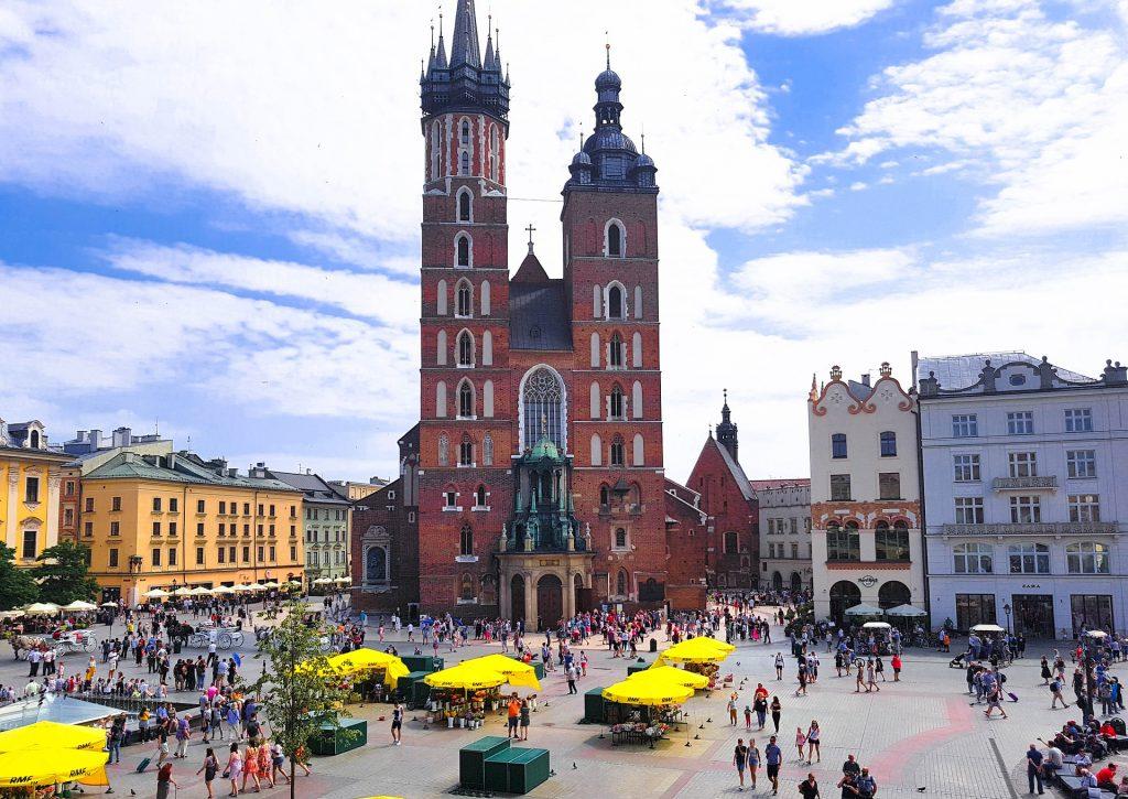 Qué hacer en Cracovia Polonia Europa