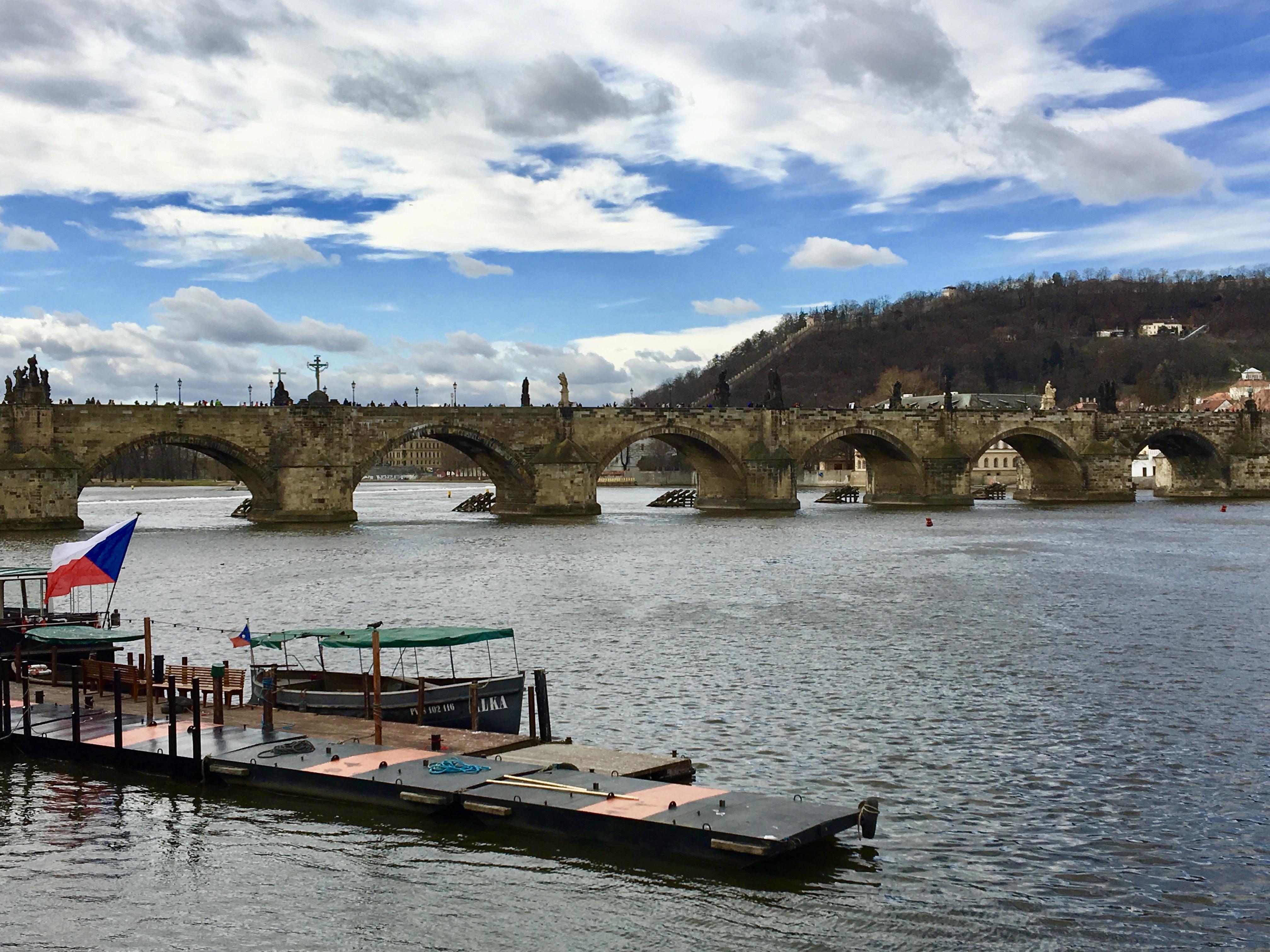 Puente de Carlos Praga