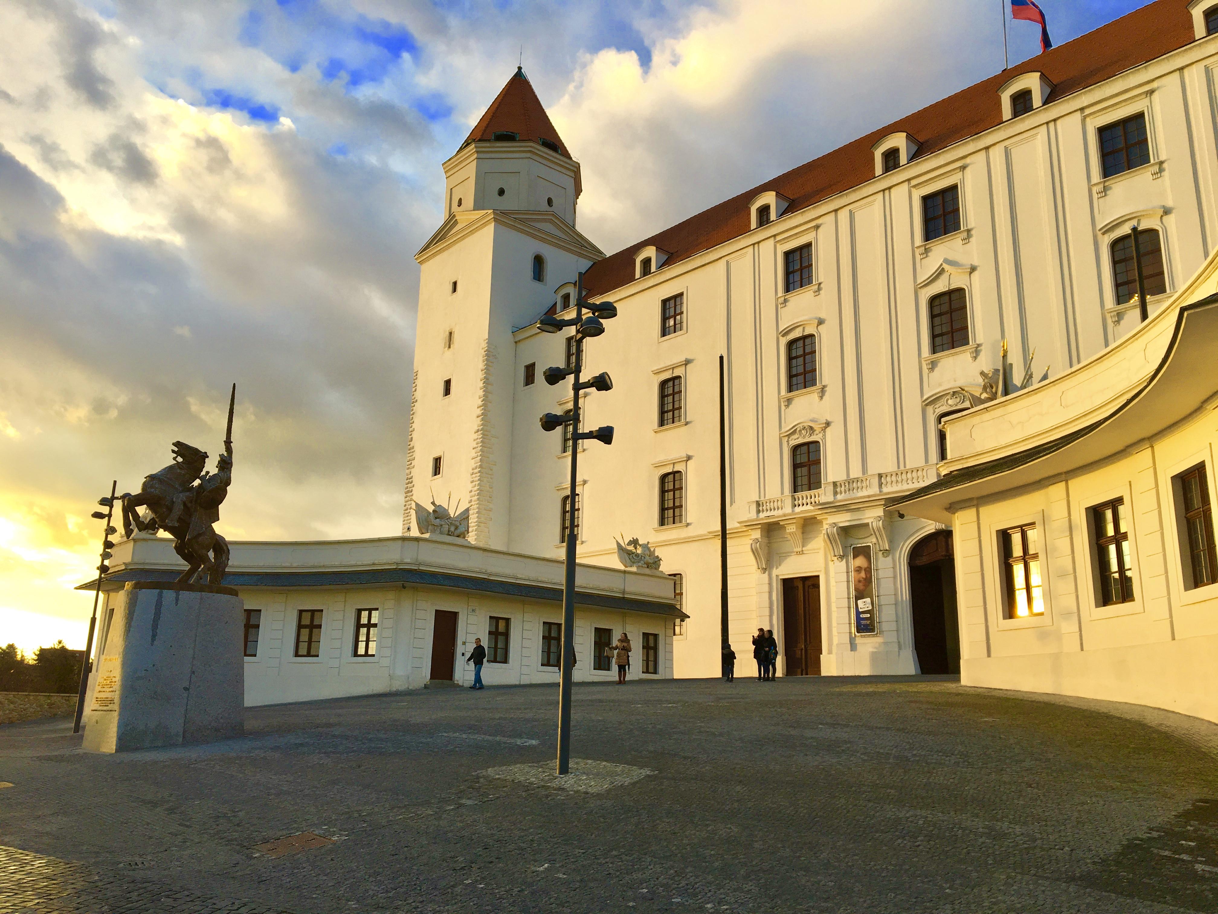 Qué ver en Bratislava? Las 10 mejores cosas que ver en Bratislava en un día.