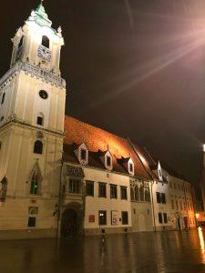 Antiguo ayuntamiento de Bratislava