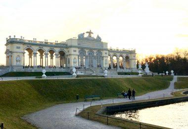 Galería palacio de Viena