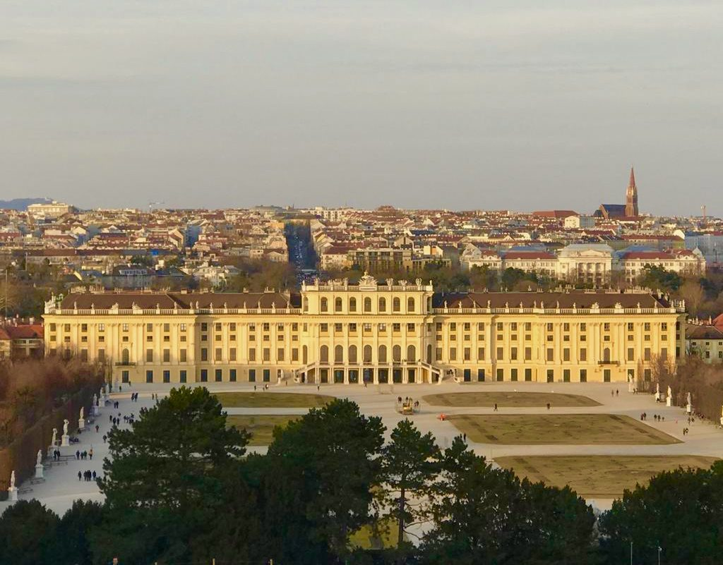 Qué ver en Viena Palacio de Schönbrunn