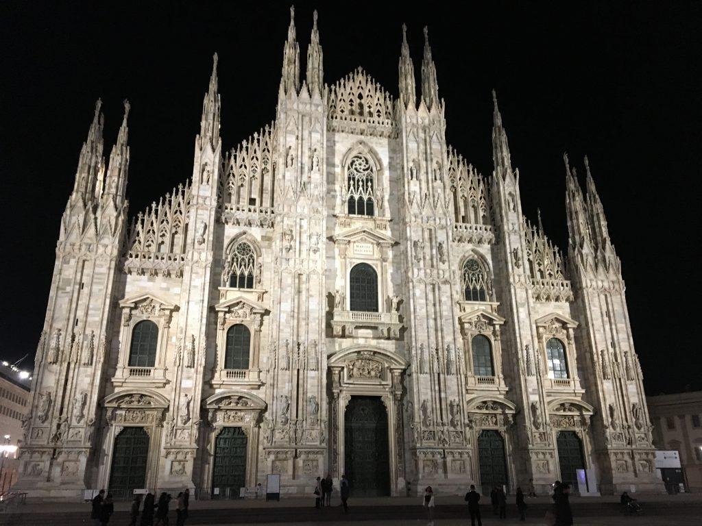 Qué ver en Milán. Duomo di milano