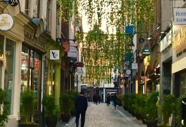 Casco antiguo de Bruselas
