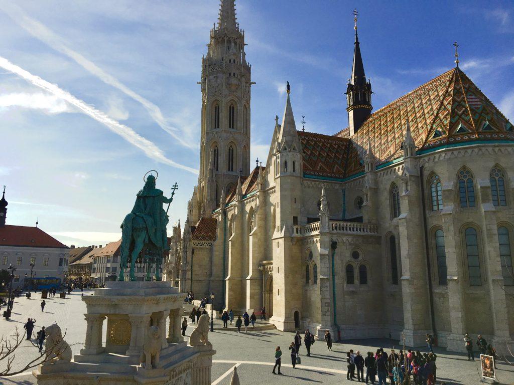 Qué ver en Budapest? Iglesia de Matías