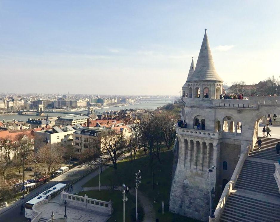 Bastión de los pescadores Budapest