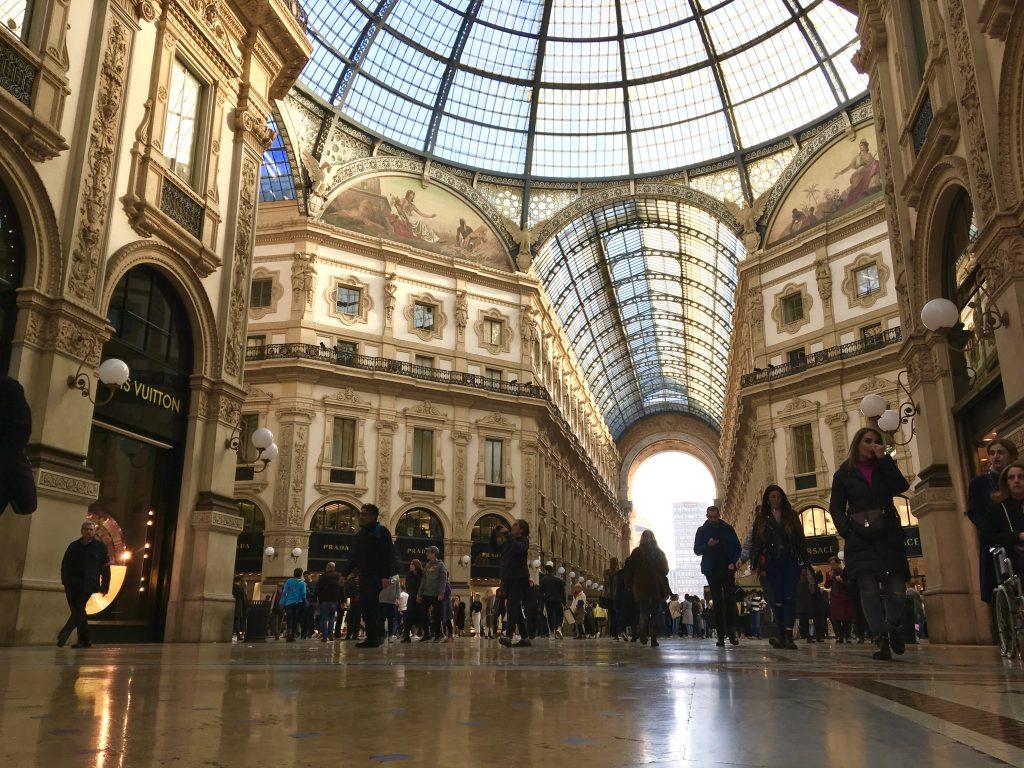 Galleria Vittorio Emanuele II - Qué ver en Milán