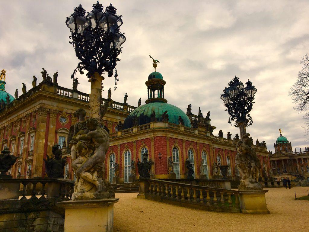Palacio Sansoussi Potsdam