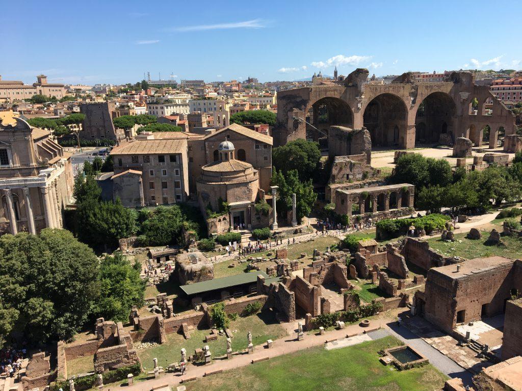 Qué ver en Roma?