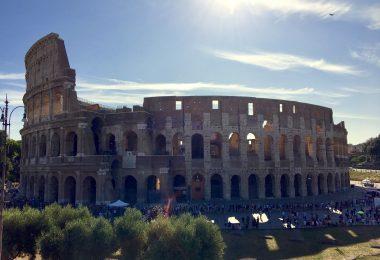 Qué ver en Roma Colosseo