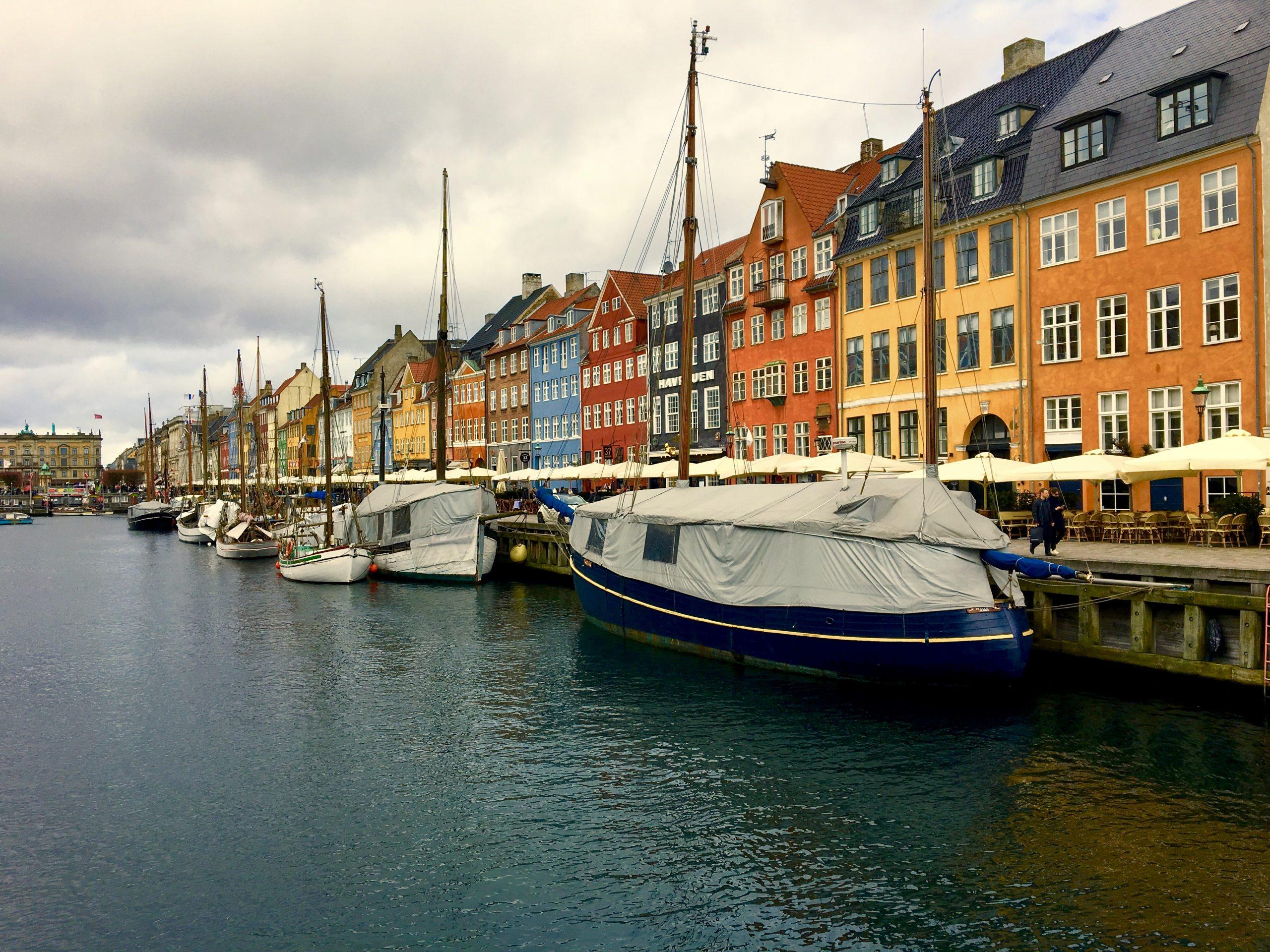 Qué hacer en Copenhague en dos días.
