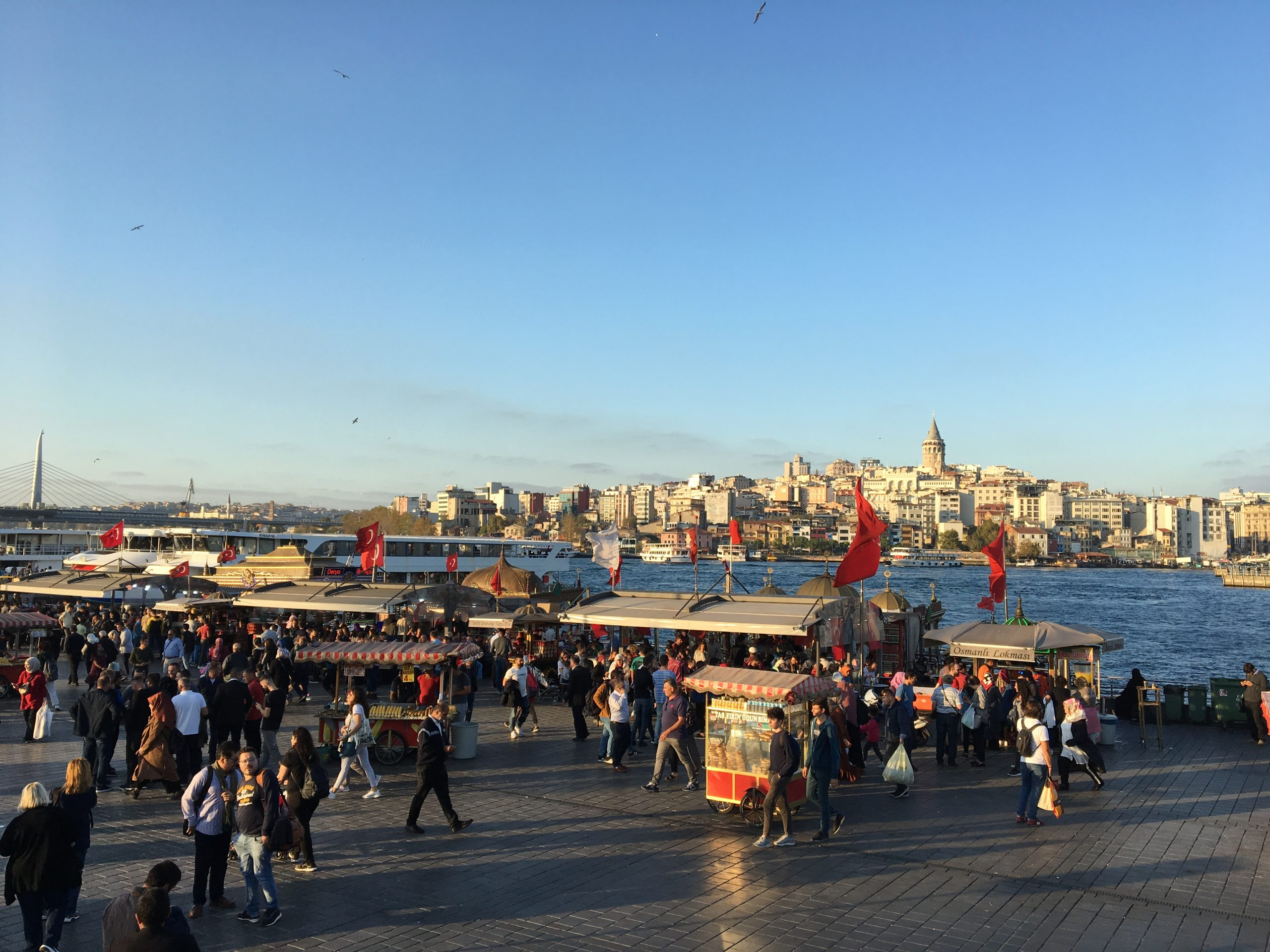 Qué ver en Estambul. La ciudad de los dos continentes.