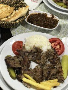 Qué comer en Estambul Turquía