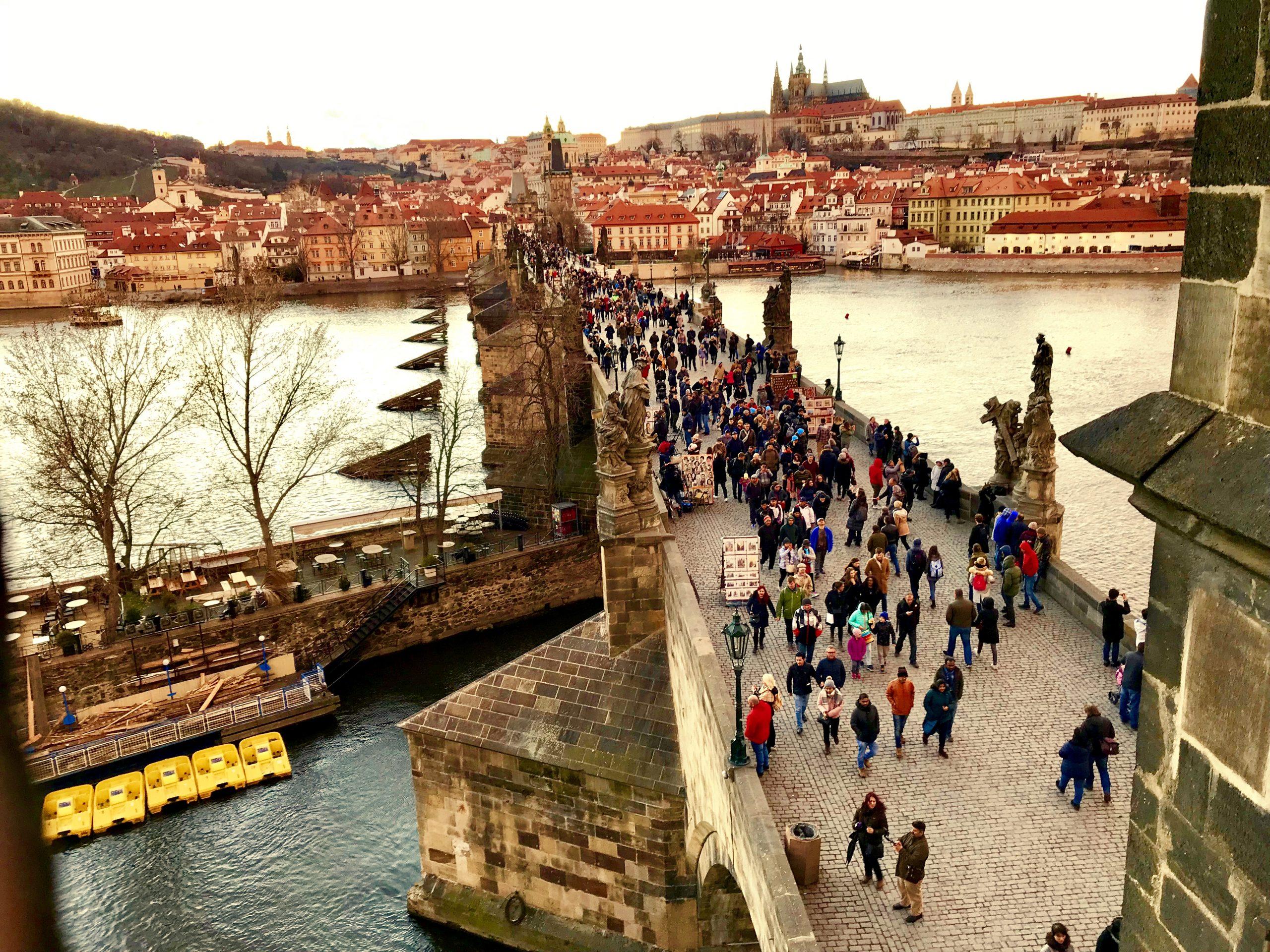 Qué hacer en Praga en tres días.