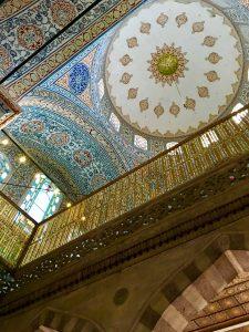 Mezquita Azul en Turquía