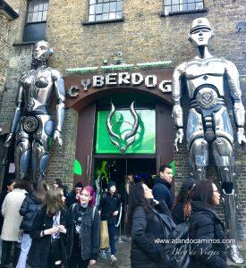Tienda Cyberdog