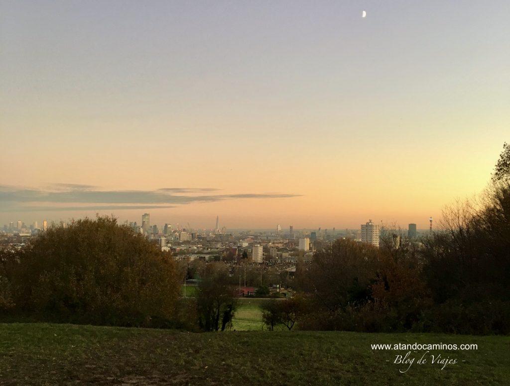 Miradores de Londres
