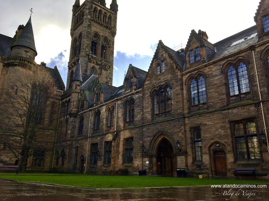 Qué ver en Glasgow en un día