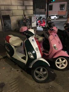 Cómo moverse por Roma en moto