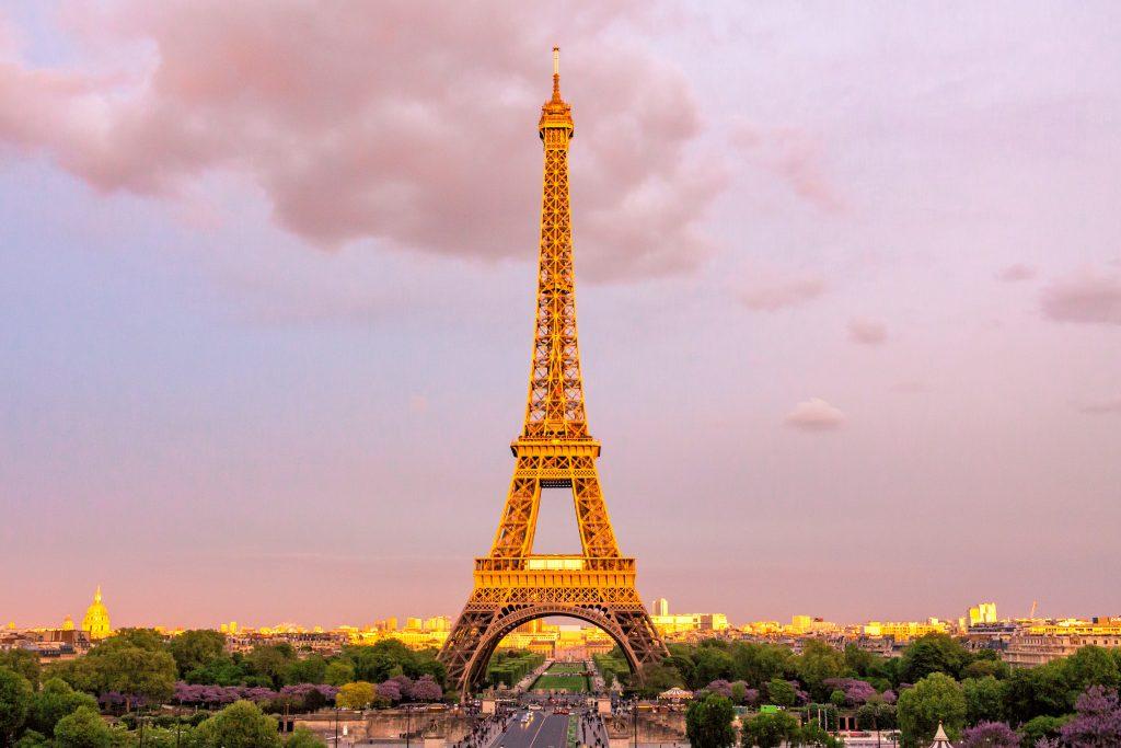 Itinerario por Europa 15 días París