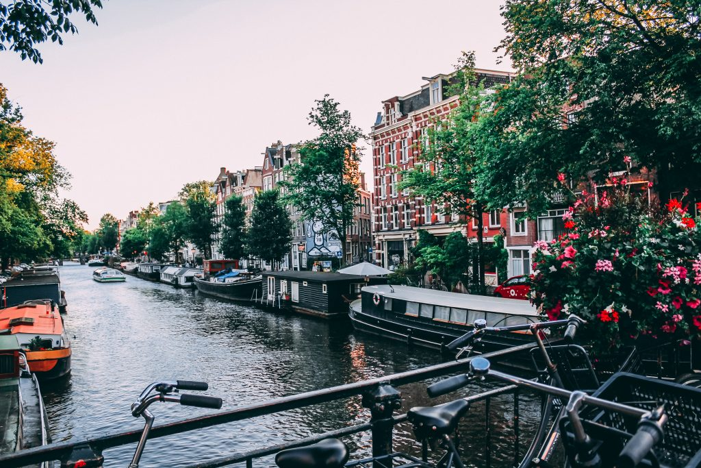 Amsterdam Holanda Europa