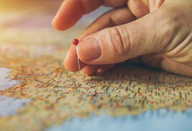 Itinerarios por Europa