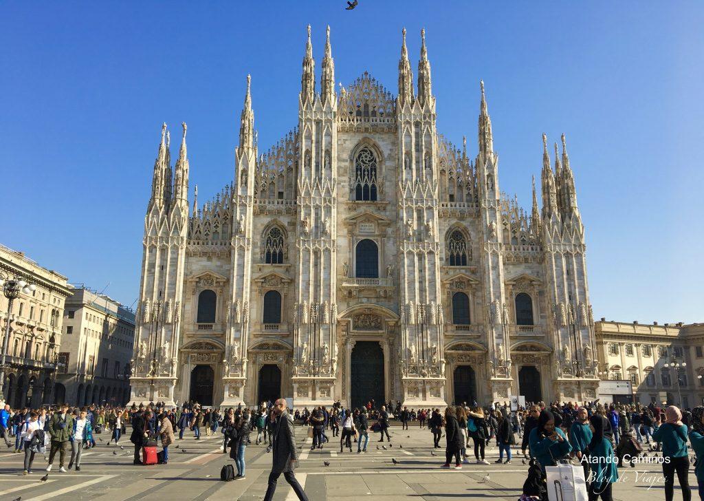 Itinerario por Italia en 15 días